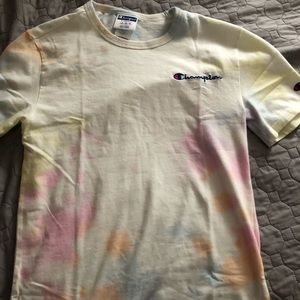 Champion Cloud Dye Tee